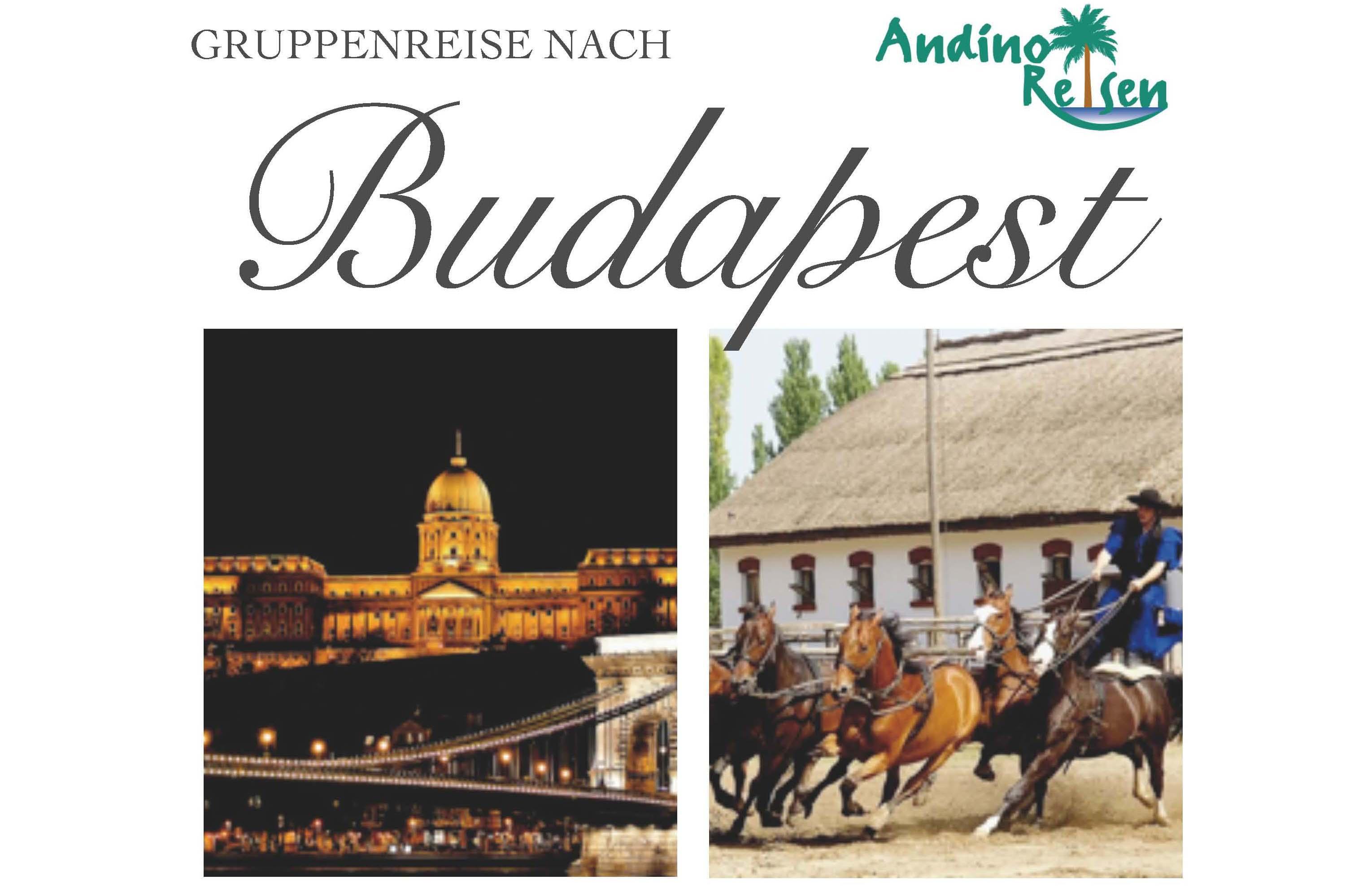 einladung reise nach budapest | gewerbeverein entfelden, Einladung